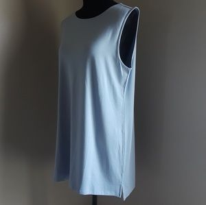 J Jill Wearever Collection Sleeveless Top size L